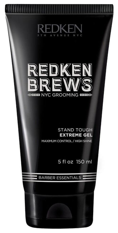 Гель для укладки Redken Brews Stand Tough Extreme Gel 150 мл фото