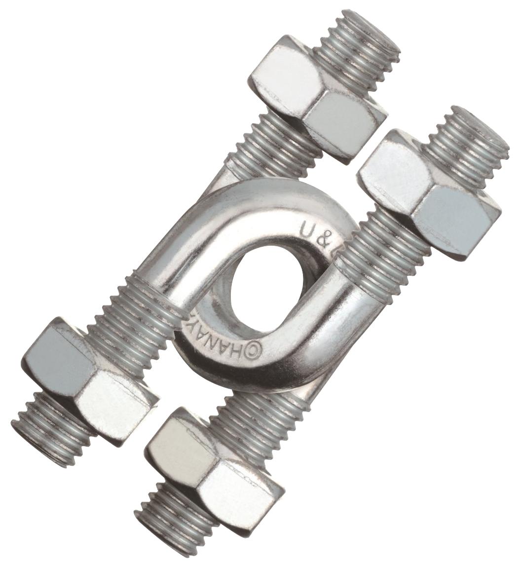 Купить Головоломка Huzzle Cast U&U 515060 сложность 4, Игрушки головоломки