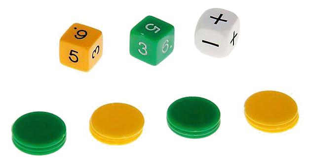 Купить Настольная игра Pandora's Box Математический набор №2 ,