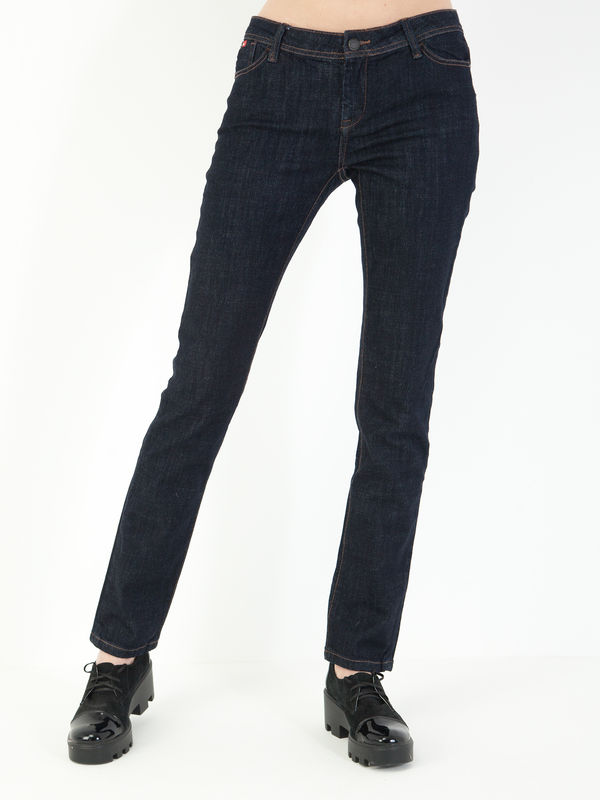 Джинсы женские Lee cooper KENDAL/INKY синие 27/32 OF000760526
