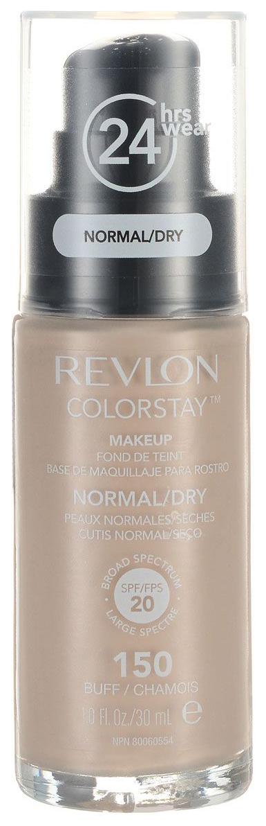 Тональный крем Revlon Colorstay Makeup For Normal-dry Skin 150 Buff 30 мл