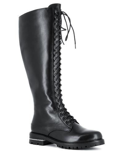Ботфорты женские Just Couture черные