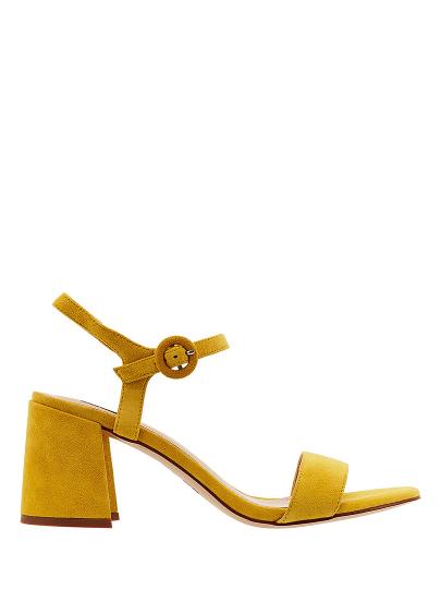 Босоножки женские Bibi Lou желтые