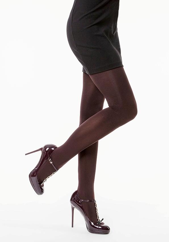 Колготки женские Omsa 250 70 д Vita Bassa-1 коричневые S