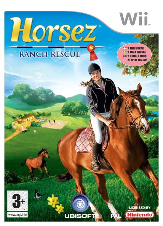 Игра Horsez 2 Ranch Rescue для Nintendo