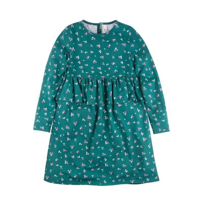 Платье Bossa Nova, цв. зеленый, 128 р-р