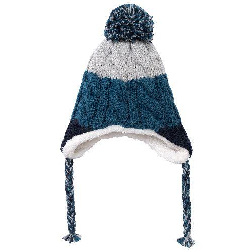 Купить Шапка Chicco Bruken для мальчиков р.3 цвет тёмно-синий, Детские шапки