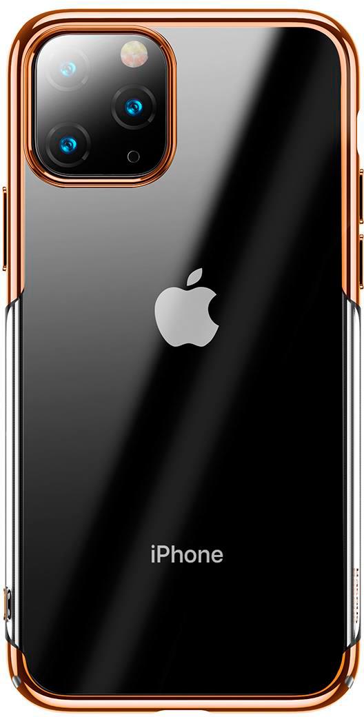 Чехол Baseus Glitter для iPhone 11 Pro Gold