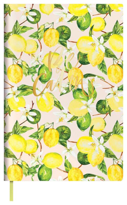 Ежедневник недатированный Greenwich Line «Vision. Lemon» Лимоны фото