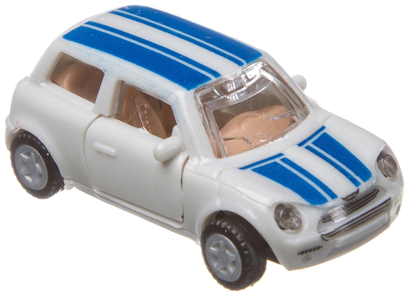 Сборная 4D-модель Bondibon Досуг с Буки Автомобиль, M1:87