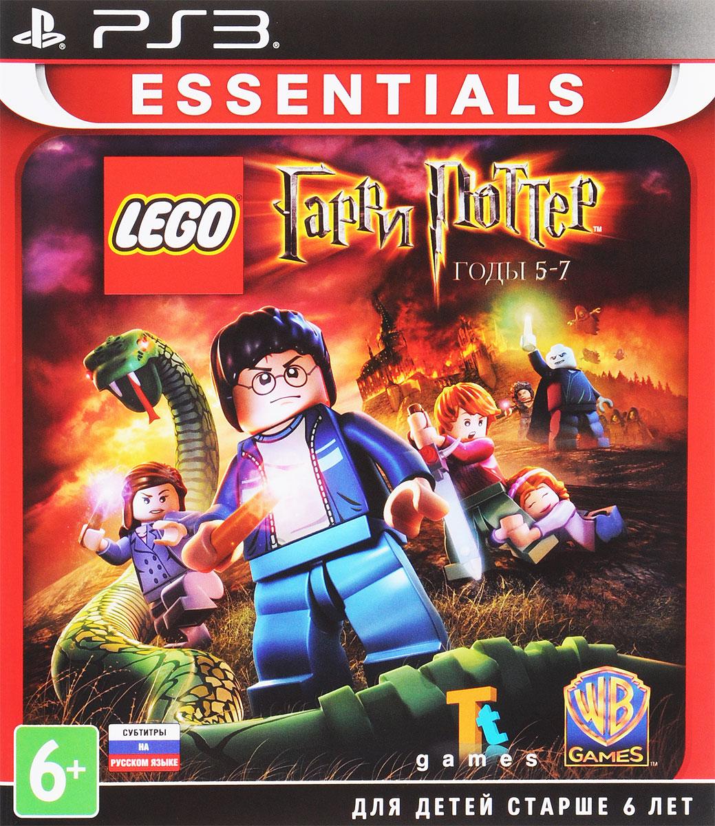 Игра LEGO Harry Potter: годы 5-7 Ess для PlayStation 3