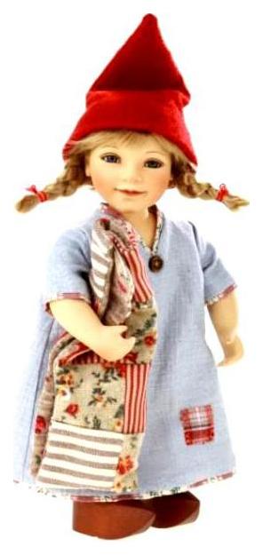 Кукла Birgitte Frigast Ida