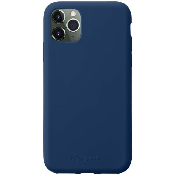 Чехол Cellular Line Sensation для Apple iPhone 11 Pro Blue
