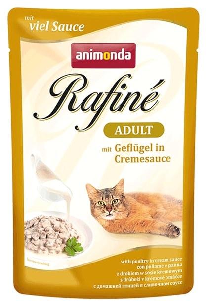 Влажный корм для кошек Animonda Rafine Adult