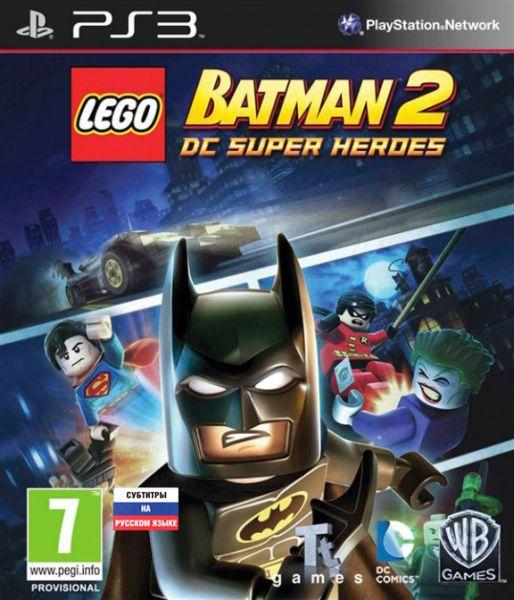 Игра LEGO Batman 2: DC Super Heroes