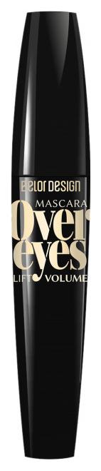 Купить Тушь для ресниц Belor Design Overeyes Volume & Lift Mascara Черный 11, 2 г, Belordesign