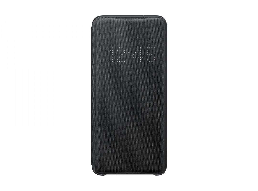 Чехол Samsung Smart LED View Cover X1 для Galaxy S20 Black