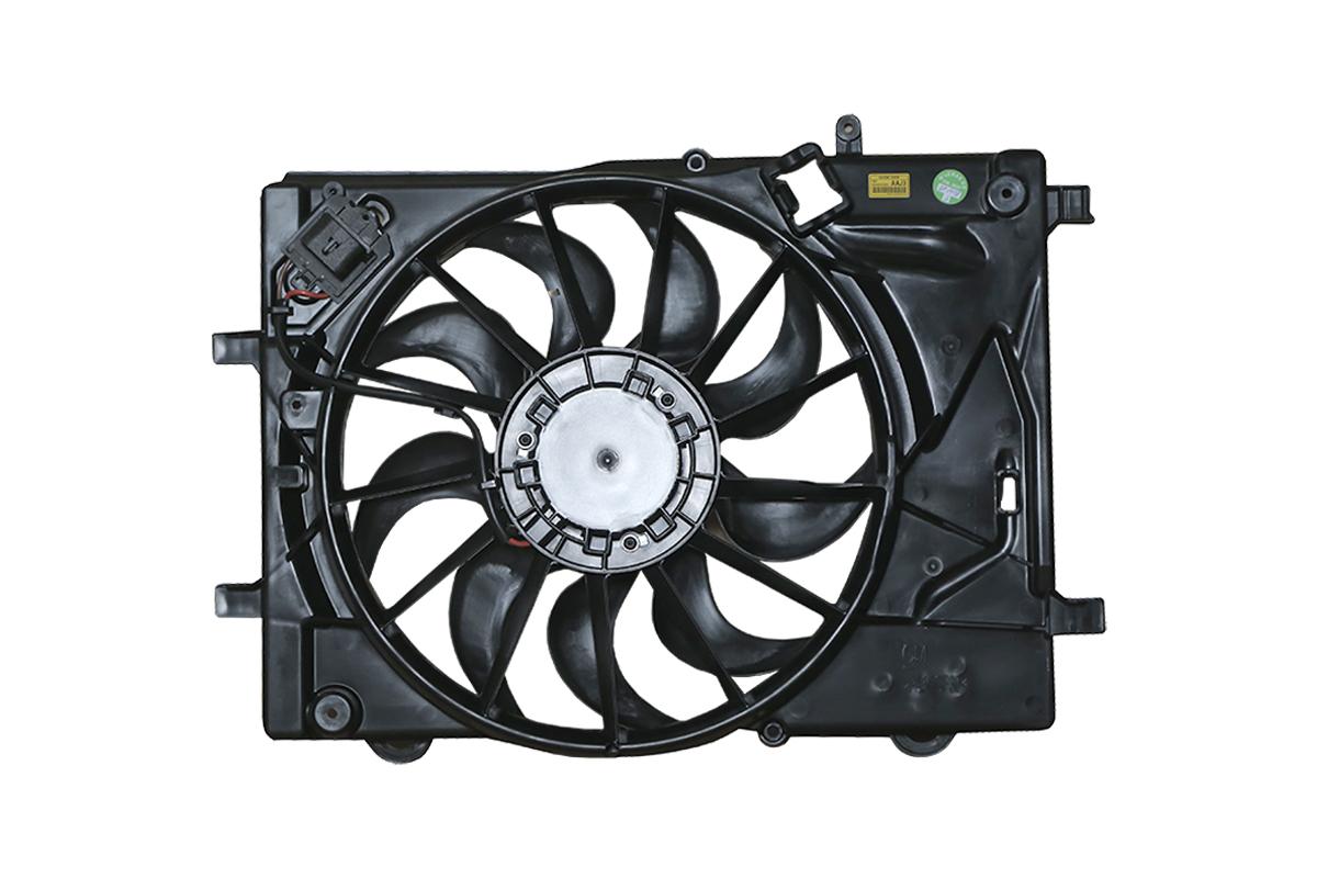 Вентилятор, охлаждение двигателя DELLO AUTOMEGA 160067510