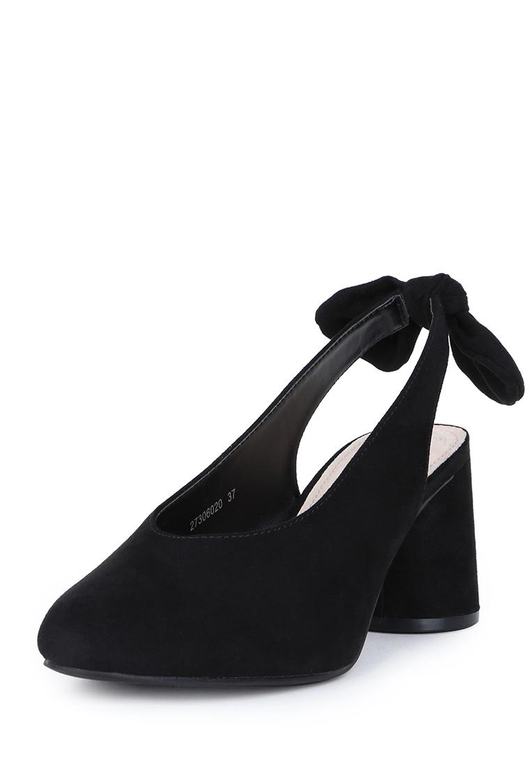 Туфли женские T.Taccardi 710018165 черные 40 RU