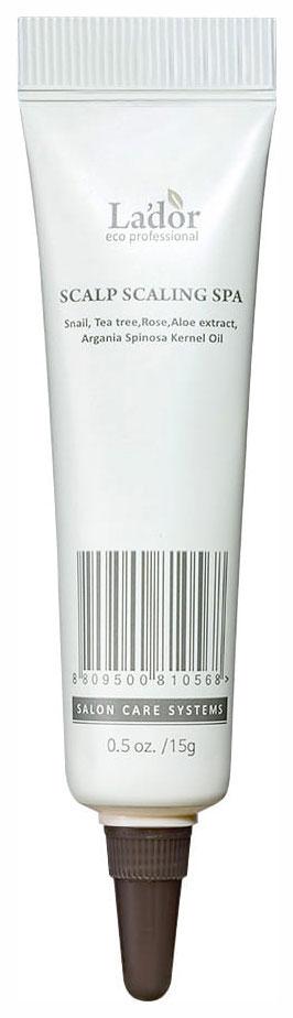 Сыворотка для волос La'dor Scalp Scaling Spa 15 мл
