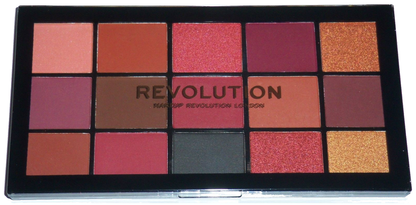 Тени для век Makeup Revolution Re Loaded