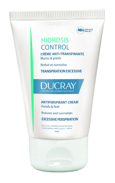 Дезодорант для ног Ducray Hydrosis Control