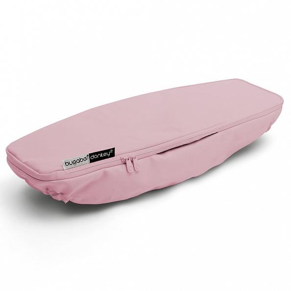 Купить Чехол для боковой корзины BUGABOO Donkey 2 Soft pink, Комплектующие для колясок
