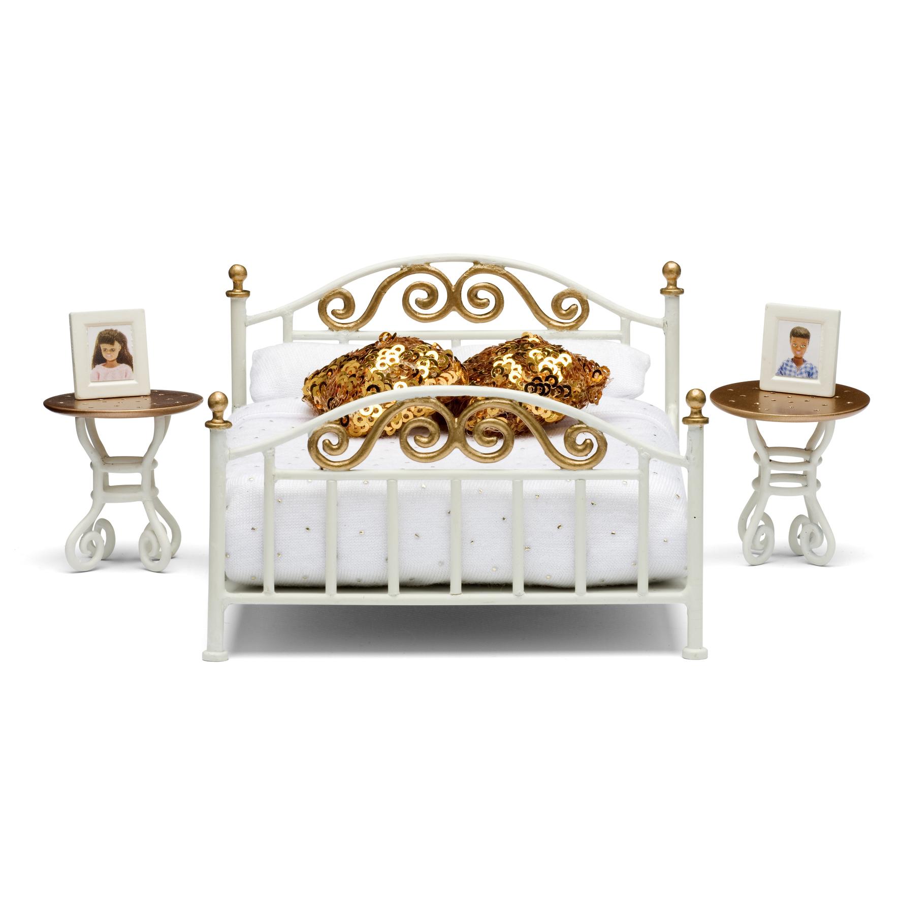 Набор Lundby мебели для домика Смоланд Спальня
