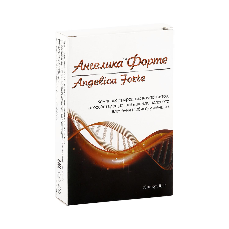 Ангелика-Форте капсулы 0,5 г 30 шт.