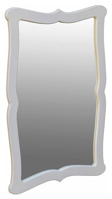 Зеркало Мебелик Берже 23 белый ясень (П0001203)