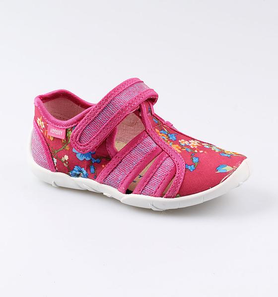 Купить Сандалии Котофей для девочки р.27 421031-12 розовый, Детские сандалии