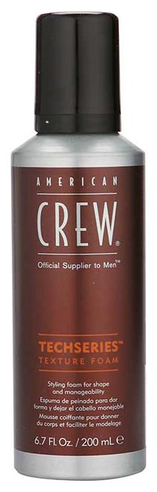 Мусс для волос American Crew Footlogix Texture Foam