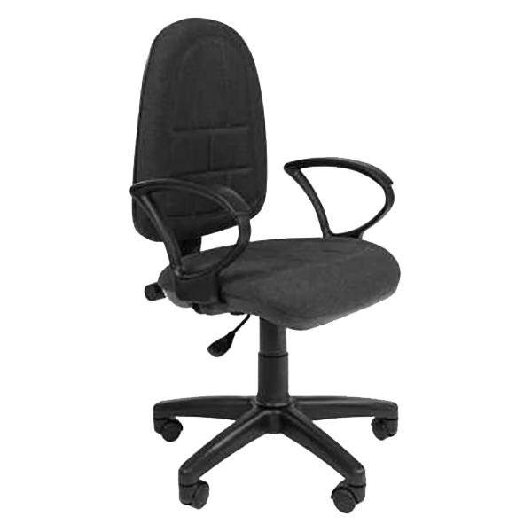 Офисное кресло CHAIRMAN Престиж Эрго 7002372, серый