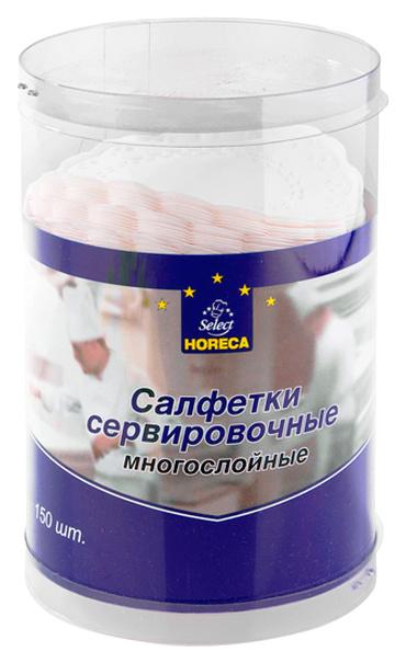 Сервировочная салфетка Horeca Select кружевные 150 шт