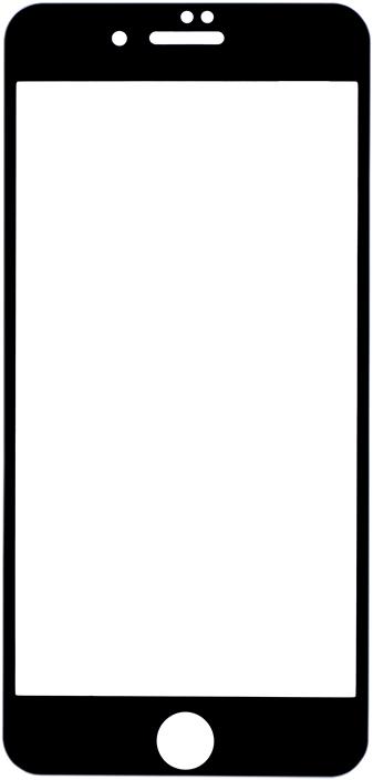 Защитное стекло GOSSO CASES для Apple iPhone 8 Plus/iPhone 7 Plus Black