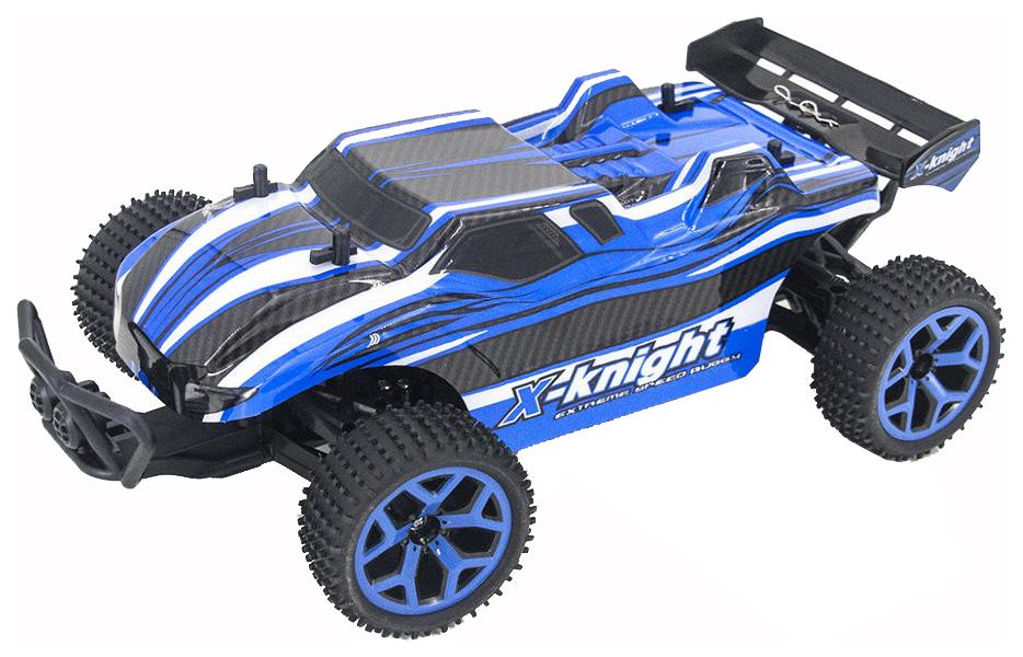 Радиоуправляемая машинка Zhencheng Трагги X-Kinght 4WD Синий
