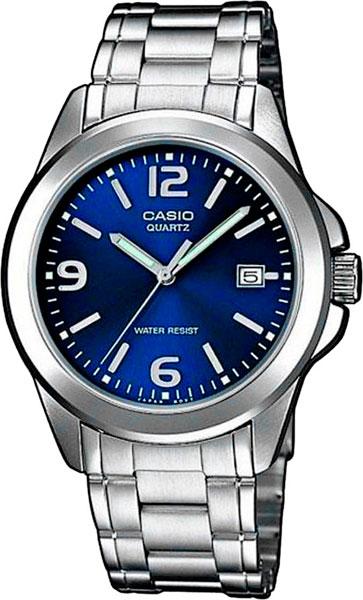 Наручные часы кварцевые мужские Casio Collection MTP-1259PD-2A
