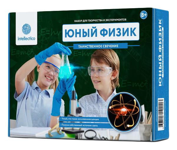 Купить Игровой набор Intellectico Таинственное свечение 203, Игровые наборы