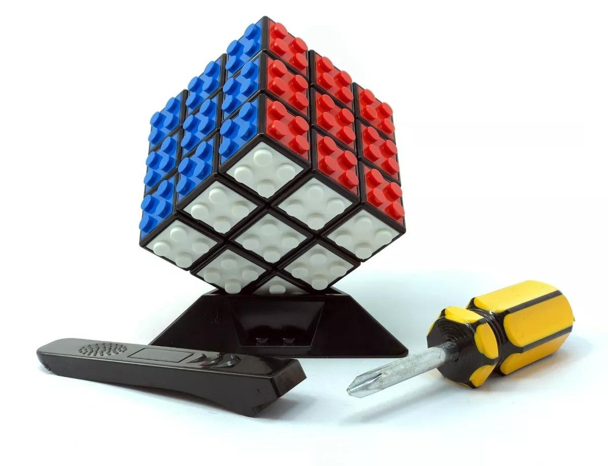Купить Конструктор-головоломка Wange Ванги Куб, Игрушки головоломки