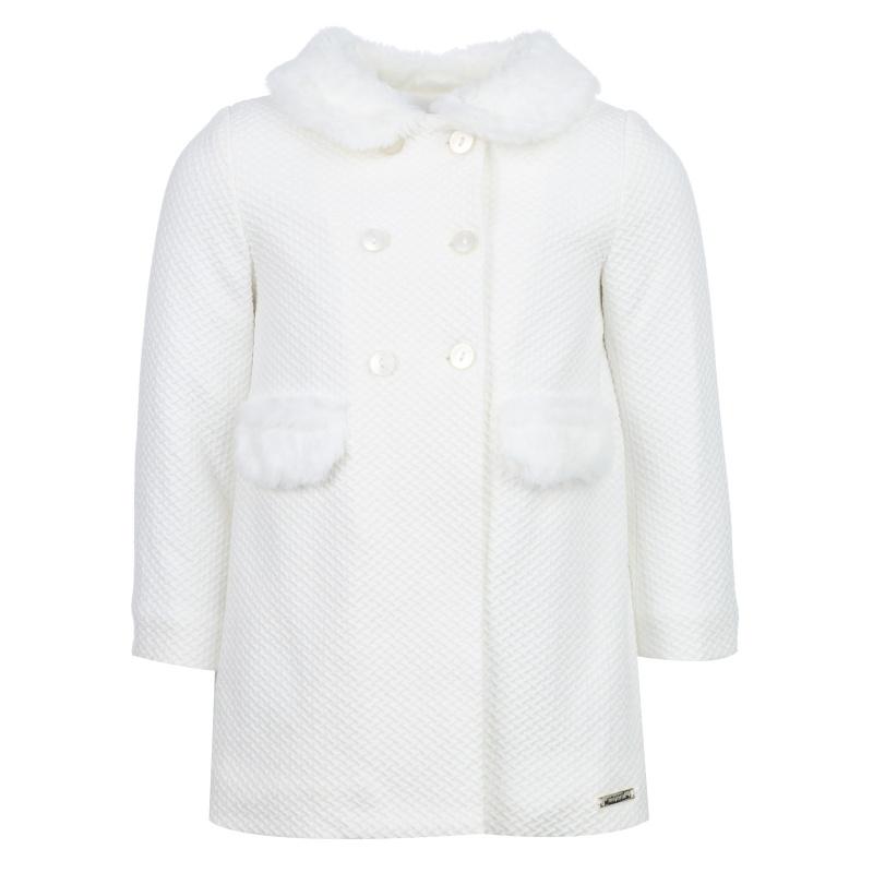 Купить Пальто Mayoral Бежевый р.98, Детские куртки