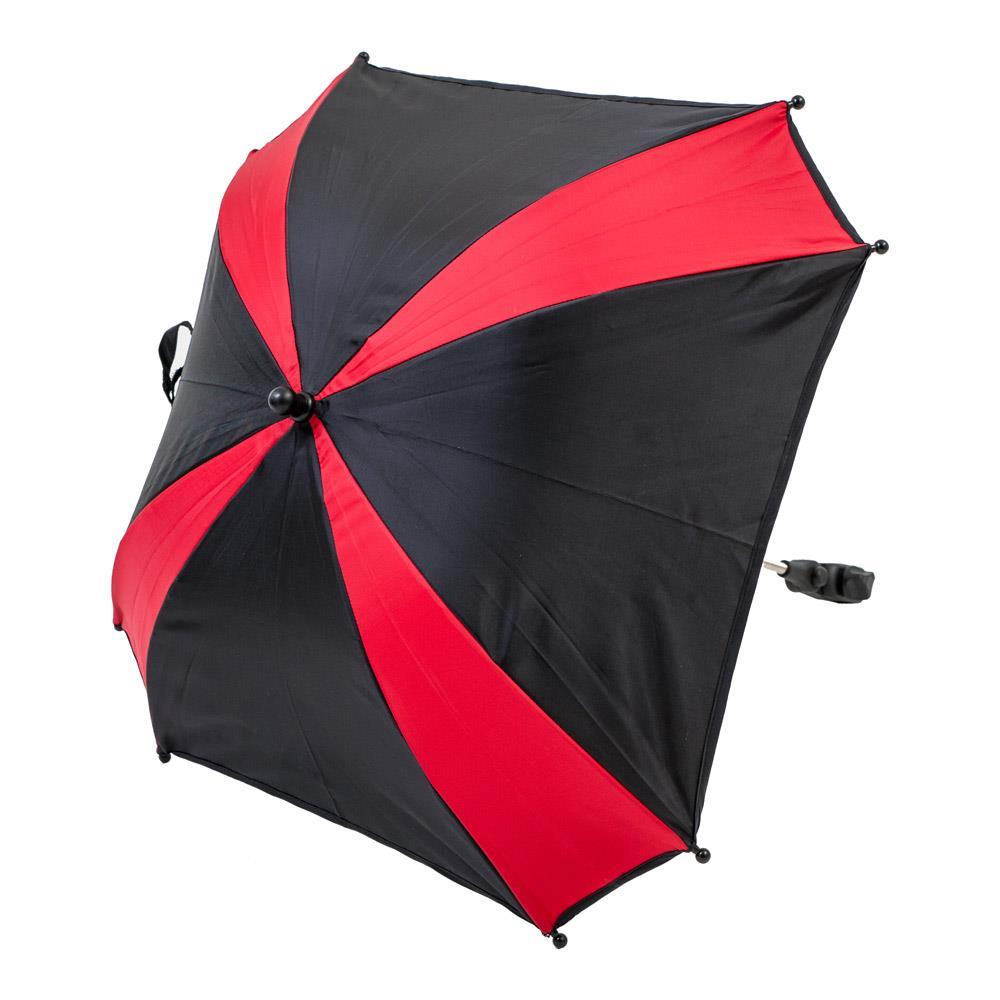 Купить Зонтик для коляски Altabebe AL7003-23 Black/Red, Комплектующие для колясок