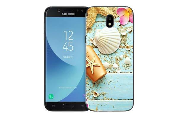 Чехол Gosso Cases для Samsung Galaxy J5 (2017) J530 «Пляжный натюрморт»