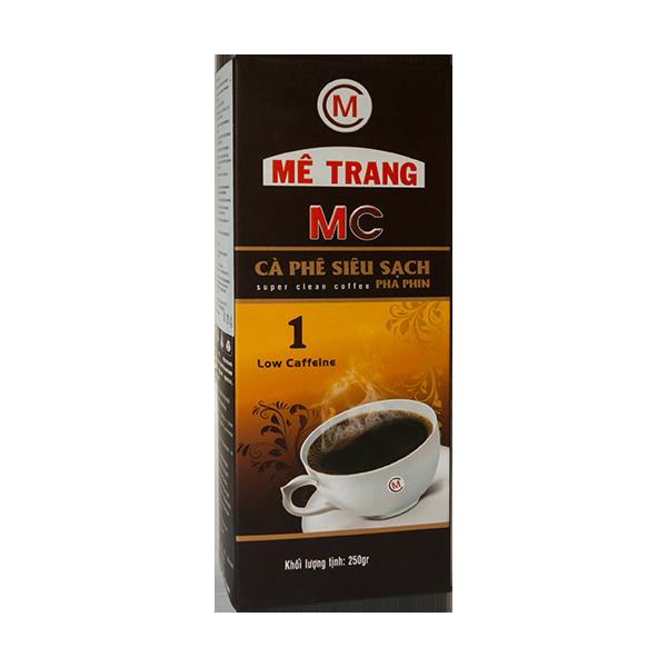 Кофе вьетнамский молотый Me Trang MC1 250 г фото
