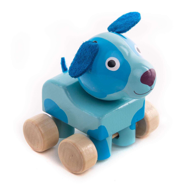 Купить Фигурка Деревяшки Собачка Гав-Гав 19WFT03D, Развивающие игрушки