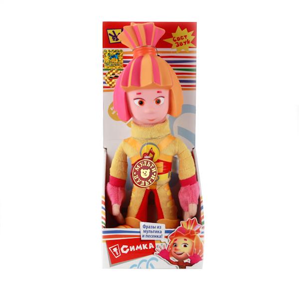 Мягкая игрушка Мульти-Пульти Фиксики. симка 28 см