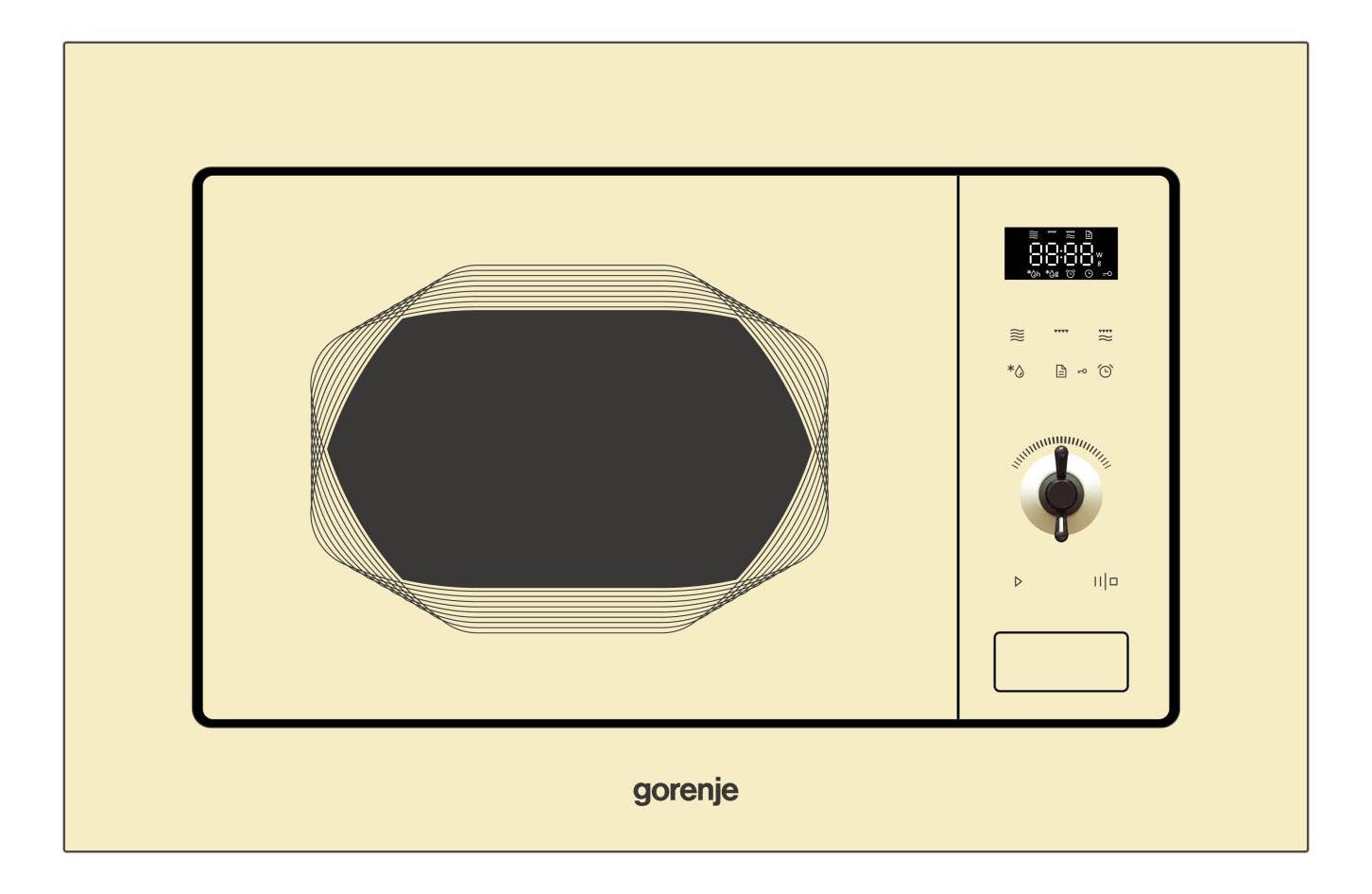Встраиваемая микроволновая печь Gorenje BM201INI фото