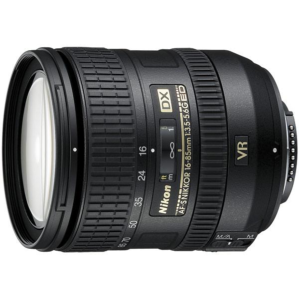 Объектив Nikon AF S DX Nikkor
