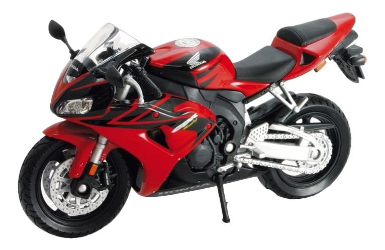 Купить Honda CBR1000RR, Коллекционная модель Welly 12819p 1:18, Игрушечные мотоциклы