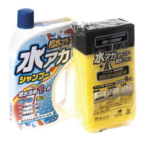 Шампунь для кузова защитный Soft99 Super Cleaning