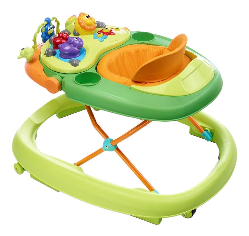 Купить Каталки-ходунки Chicco Walky Talky, зеленые 7954098, Ходунки детские